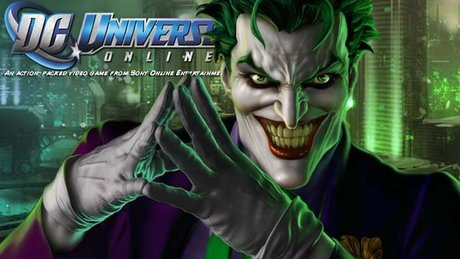 DC Universe Online - MMO na PS3!