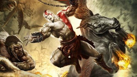 Gramy w God of War II