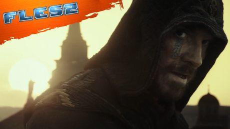 Zwiastun filmu Assassin's Creed! FLESZ 12 maja 2016