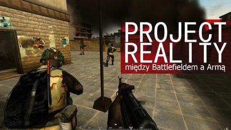 �wietny i darmowy Project Reality � gdzie� mi�dzy Battlefieldem a Arm�
