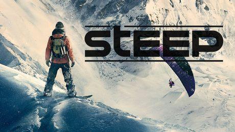 Gramy w Steep - otwarty świat bez zabijania za to ze snowboardem
