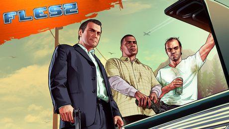 Co ukrywa przed nami Rockstar? Twórcy GTA w sądzie – FLESZ – 13 kwietnia 2016