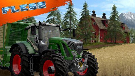 Polska dusza rolnika – Farming Simulator 17 rządzi. FLESZ – 10 stycznia 2016