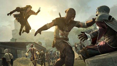 Assassin's Creed: Brotherhood - multiplayer