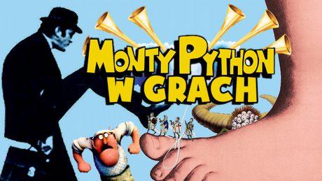 Ministerstwo Głupich Kroków - Monty Python w wirtualnej rozrywce