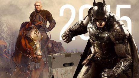 Najlepsze gry 2015 roku według redakcji