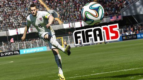 Pecetowa FIFA 15 w akcji! Jak wypada demo w por�wnaniu do FIFA 14?
