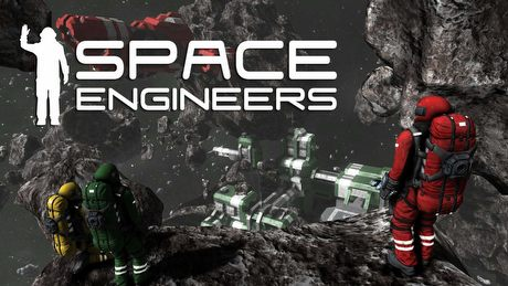 Samiec Alfa #4 - Space Engineers