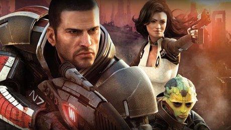 Recenzja Mass Effect 2