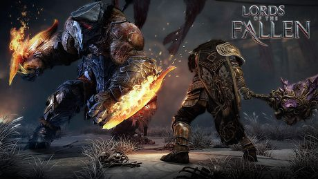 Lords of the Fallen – gra na plus, ale New Game+ raczej na minus