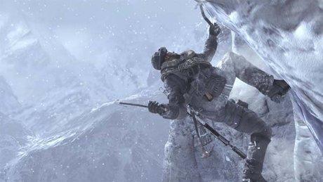 Gramy w Modern Warfare 2 - misja w śniegu
