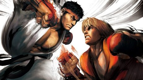 Gramy w Street Fighter IV