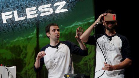 FLESZ – 27 czerwca 2014 – symulator kamienia i okulary VR z kartonu?!