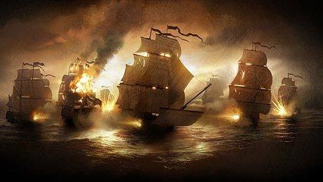 Gramy w Empire: Total War - bitwa morska!