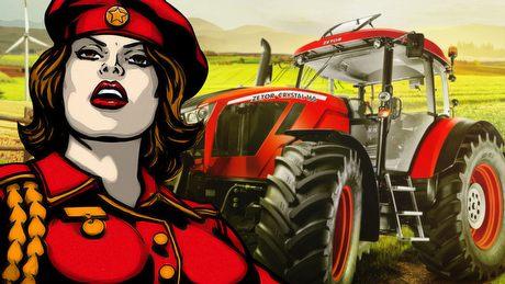 Traktory w natarciu - skąd bierze się popularność symulatorów farmy?