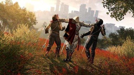 Gramy w Assassin's Creed II - willa i ekonomia