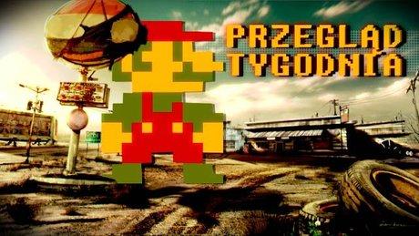 Przegląd tygodnia - Mario w krainie zombie