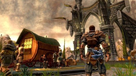 Na luzaku - Kingdoms of Amalur: Reckoning cz.1