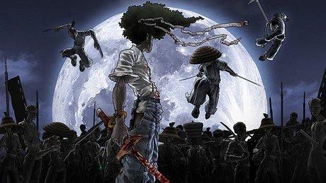 Gramy w Afro Samurai
