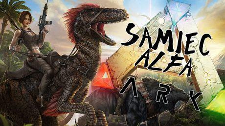 Dinozaury i… ludzkie odchody – gramy w ARK: Survival Evolved w Samcu Alfa #40