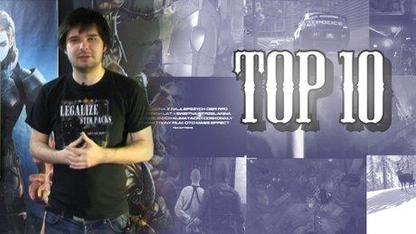 Top 10 gier 2012 roku wg Yuena