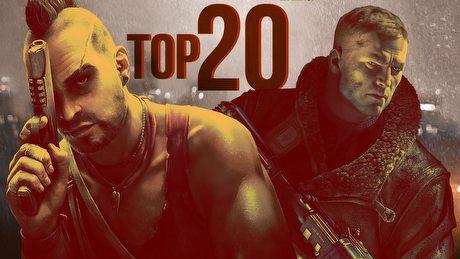 20 najlepszych strzelanin w historii! Ranking redakcji i czytelnik�w