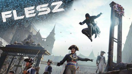 FLESZ – 29 sierpnia 2014 – Assassin's Creed Unity z nową datą premiery