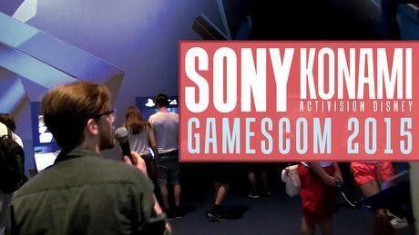 Sony, Konami, Disney, Activision � intensywna przebie�ka po stoiskach Gamescomu!