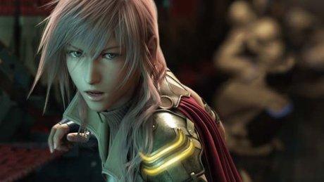 Gramy w Final Fantasy XIII - wersja angielska