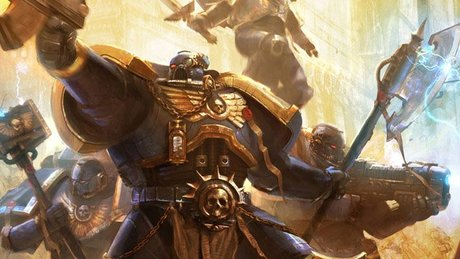 GC: Gramy w Warhammer: Space Marine