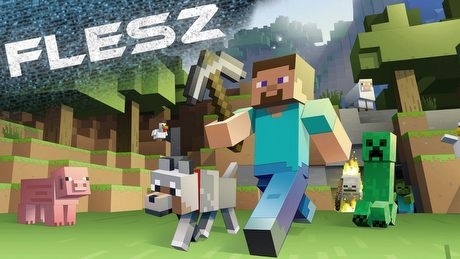 FLESZ – 9 października 2014. Kiedy obejrzymy Minecrafta w kinach?