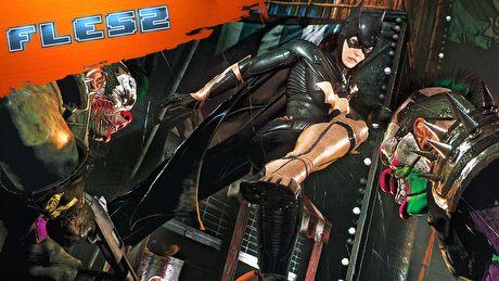 Batgirl kontra Joker – w DLC do Batmana. FLESZ – 9 lipca 2015