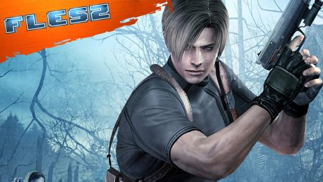 Resident Evil 4 HD - kultowy survival horror trafia na next-geny FLESZ 8 lipca 2016