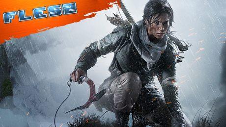 Pecetowy Tomb Raider sprzedał się lepiej od konsolowego! FLESZ 26 lutego 2016