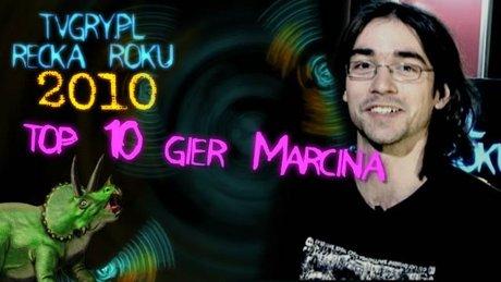 Top 10 gier 2010 roku według Marcina