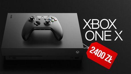 Co wiemy o Xbox One X? Czy potężny sprzęt musi przełożyć się na sukces?