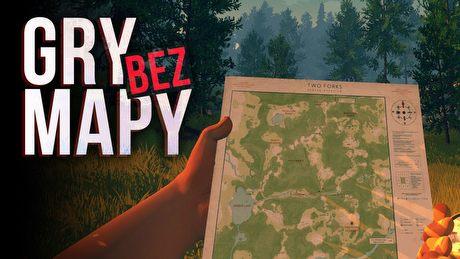 Czy gry byłyby lepsze bez mapy?