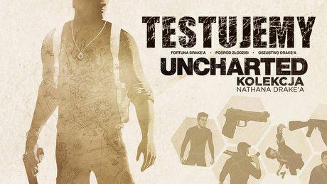Odświeżone hity z PS3 - czy warto zainwestować w Kolekcję Nathana Drake'a?