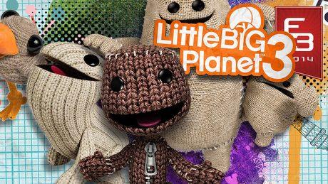 E3 2014 - Gramy w LittleBigPlanet 3