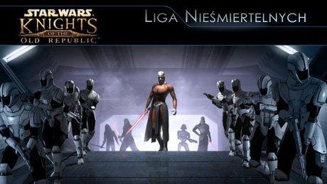 Liga Nieśmiertelnych - Knights of the Old Republic