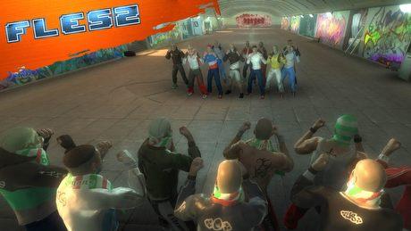 Polscy kibole zaatakowali Steama! FLESZ – 20 stycznia 2016