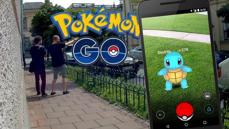 Fenomen Pokemon GO. Ruszamy w plener!