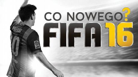 Co si� zmieni w FIFA 16? Wideozapowied� tu� przed premier�