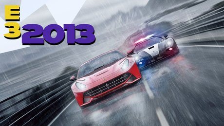 E3: Gramy w Need for Speed Rivals