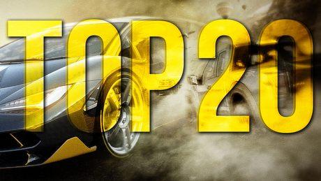 Ranking 20 najlepszych gier wyścigowych ... i rajdowych