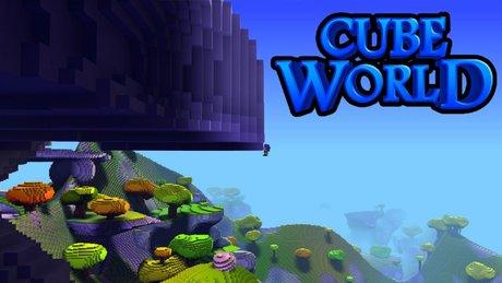 Cube World - nieskończony otwarty świat