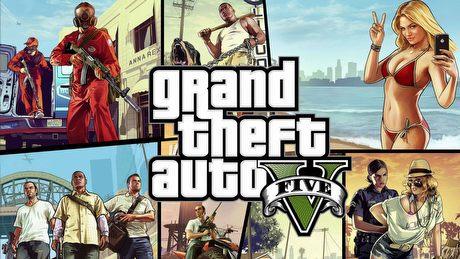 Rozpoczynamy przygodę z Grand Theft Auto V