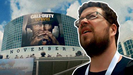 To miasto żyje grami - druga część wyprawy na E3 2017