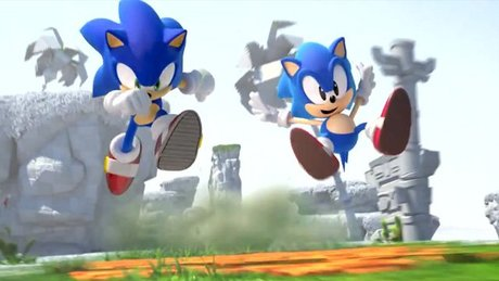 Gramy w Sonic Generations