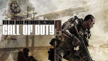Call of Duty i przesyt wojną przyszłości – dlaczego nie ekscytujemy się Black Ops III?